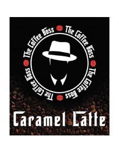 Caramel Latte Liquido Scomposto The Coffee Boss Aroma Concentrato
