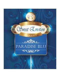 Paradise Blu di Sweet Emotion Precious Bakery - Liquido Mix e