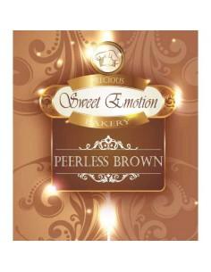 Peerless Brown di Sweet Emotion Precious Bakery - Liquido Mix e