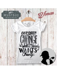 Everybody Must 500 T-Shirt Donna