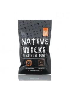 Native Wicks Cotton Platinum Plus