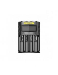 Nitecore Caricabatterie UM4