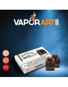 Minifit Pod JustFog VaporArt Tobacco Gold Precaricate - 2 Pezzi