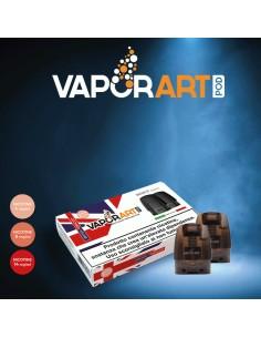 Minifit Pod JustFog VaporArt British Tobacco Precaricate - 2