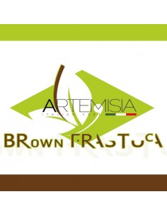 Brown Frastuca di Artemisia Aroma Concentrato da 10 ml per