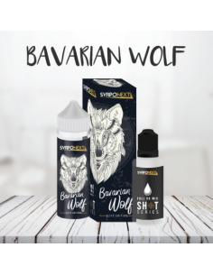 Bavarian Wolf di Svaponext Aroma da 20 ml Liquido Scomposto