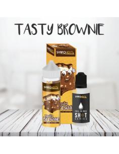 Tasty Brownie di Svaponext Aroma da 20 ml Liquido Scomposto