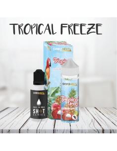 Tropical Freeze di Svaponext Aroma da 20 ml Liquido Scomposto