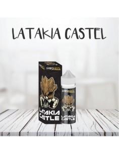 Latakia Castel di Svaponext Aroma da 20 ml Liquido Scomposto