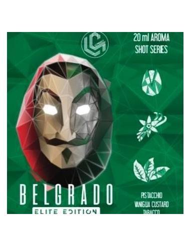 Belgrado Aroma di LS Project Linea Papel Edition Liquido