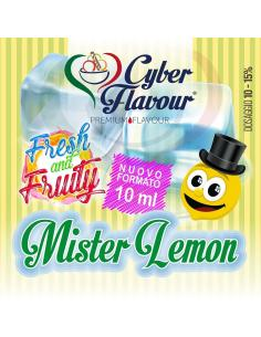 Mister Lemon Fresh and Fruity di Cyber Flavour Aroma Concentrato
