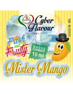 Mister Mango Fresh and Fruity di Cyber Flavour Aroma Concentrato
