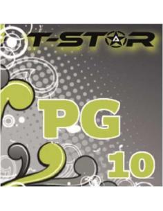 Full PG 10 ml Glicole Propilenico T-Star da 10ml in flacone da