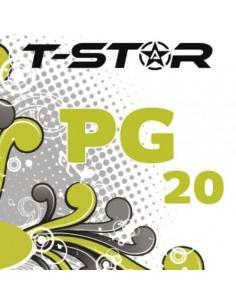Full PG 20 ml Glicole Propilenico T-Star in flacone da 60 ml