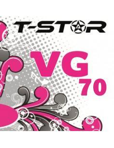 Full VG 70 ml Glicerina Vegetale T-Star in flacone da 100 ml