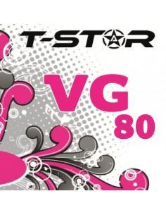 Full VG 80 ml Glicerina Vegetale T-Star in flacone da 115 ml