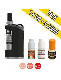 Pack per Iniziare con Kit JustFog Compact 14 e 3 liquidi pronti