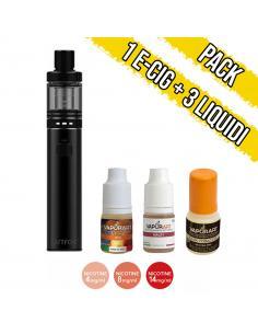 Pack per Iniziare con Kit JustFog Fog 1 e 3 liquidi pronti