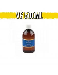 Glicerina Vegetale Blue Label Pink Mule 500 ml 100% VG Glicerolo