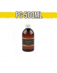 Glicole Propilenico Black Label Pink Mule 500 ml 100% PG