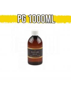 Glicole Propilenico Black Label Pink Mule 1 Litro 100% PG