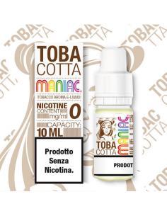 Tobacotta Maniac Liquido Pronto 10ml