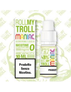 Roll My Troll Maniac Liquido Pronto 10ml al Kiwi