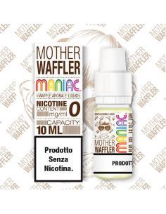 Mother Waffler Maniac Liquido Pronto 10ml al Waffle