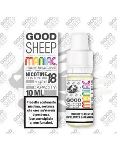 Good Sheep Maniac Liquido Pronto 10ml al Tabacco