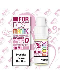 For Rest Maniac Liquido Pronto 10ml alla Mirtilli