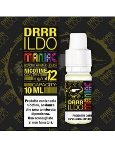 Drrrildo Maniac Liquido Pronto 10ml Cactus