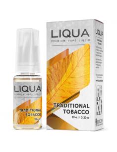 Traditional Tobacco Liqua Liquido Pronto 10ml Aroma Tabaccoso