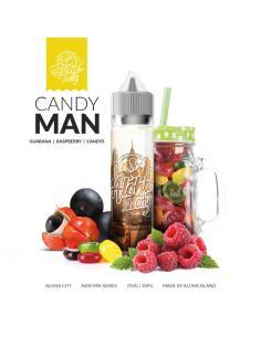 Candy Man di Aloha City Aroma Mix&Vape Liquido da 40ml