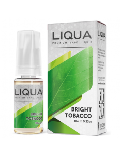 Bright Tobacco Liqua Liquido Pronto 10ml Aroma Tabaccoso