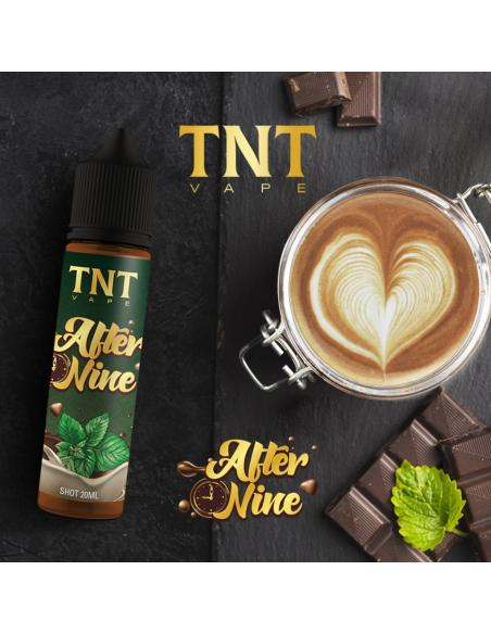 After Nine Liquido Scomposto di TNT Vape Aroma a 20 ml