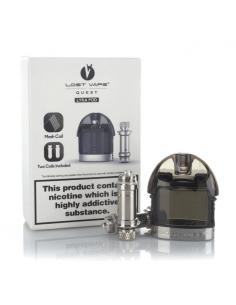 Lyra Lost Vape Pod 2 ml + 2 Resistenze Head Coil