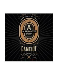 Camelot di Alternative Vapor Liquido Pronto 10ml