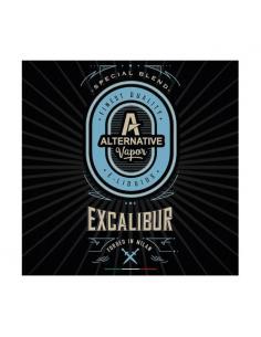 Excalibur di Alternative Vapor Liquido Pronto 10ml