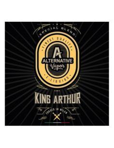 King Arthur di Alternative Vapor Liquido Pronto 10ml