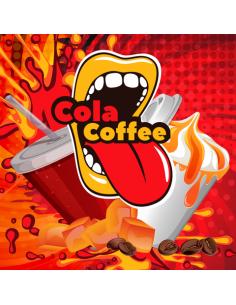 Cola Coffee Aroma Concentrato Bigmouth da 10 ml