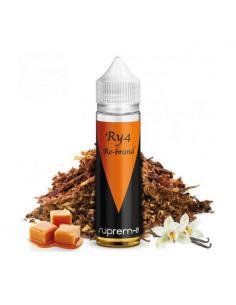 RY4 Re-Brand Liquido Suprem-e da 20ml Aroma Tabaccoso Dolce