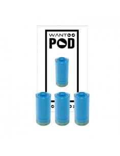 Wantoo Pod UD Youde Technology Cartuccia di Ricambio 1,2 ml