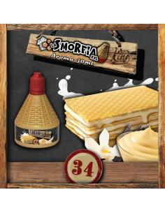 La Smorfia XXL N.34 Liquido King Liquid da 30ml Aroma Wafer