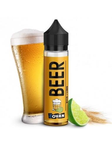 Beer Limo Liquido Mix Series Vovan Aroma 20 ml Birra e Limone