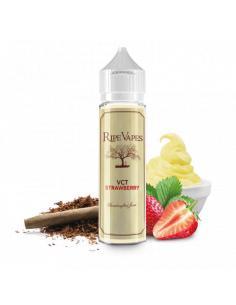 VCT Strawberry Liquido Mix Series Ripe Vapes da 50ml Aroma