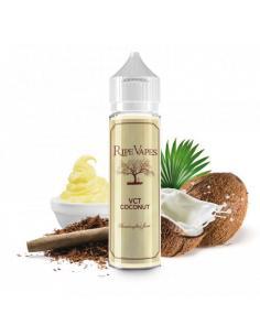 VCT Coconut Liquido Mix Series Ripe Vapes da 50ml Aroma Tabacco