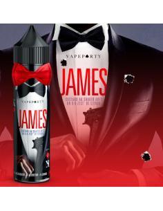 James Liquido Scomposto Swoke & Co. da 20ml Aroma Fruttato