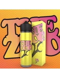 The Zoo Liquido Scomposto Puff da 20ml Aroma Cremoso
