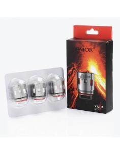 V12-T8 Resistenza Smok per Atomizzatore TFV12 Head Coil da 0,16