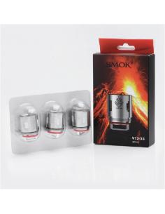 V12-X4 Resistenza Smok Head Coil per Atomizzatore TFV12 Cloud